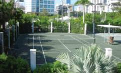 Fault!: The Haute 5 Tennis Courts in Miami