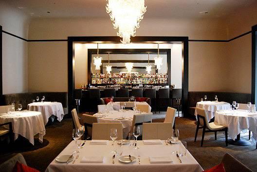 Italian Restaurant On Howard Street San Francisco
