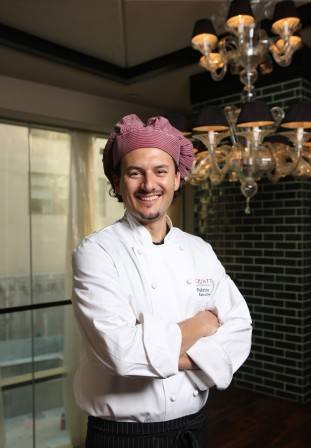 Chef Fabrizio Carro