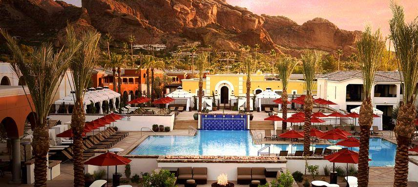 Time for a Dip: The Haute 5 Swimming Pools in Phoenix