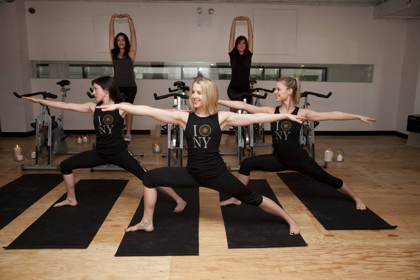 Om: The Haute 5 Yoga Studios in NYC
