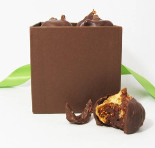 Top Five orGLAMic Chocolate Treats