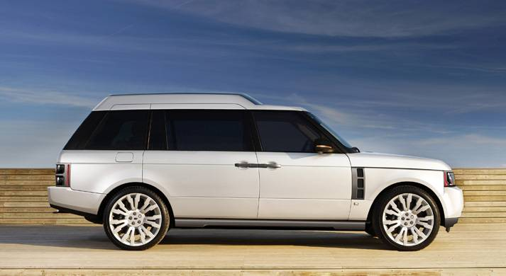 The Q-VR Range Rover