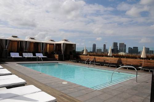 Time for a Dip: Haute 5 Swimming Pools in Los Angeles