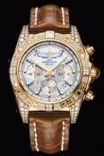Breitling Chronomat B01 Diamondworks WITH POINTS