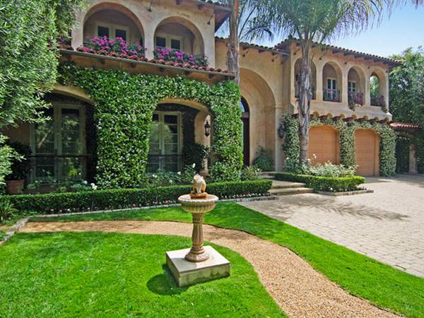Elegant Beverly Hills Mediterranean Estate Listed for $7,350,000 by Drew Mandile & Brooke Knapp