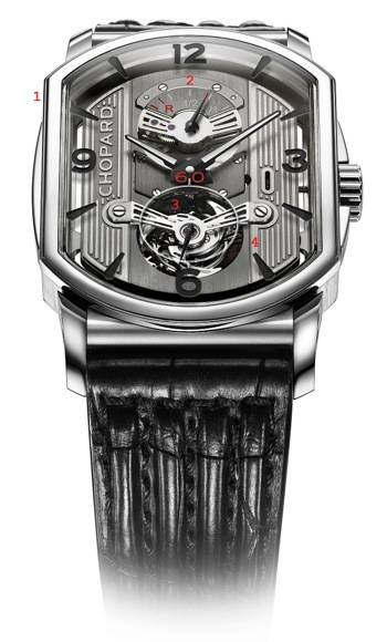 Wrist Revs: Chopard L.U.C Engine One Tourbillon Watch