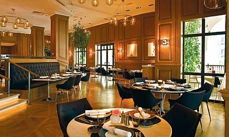 Cafe Margaux Dubai