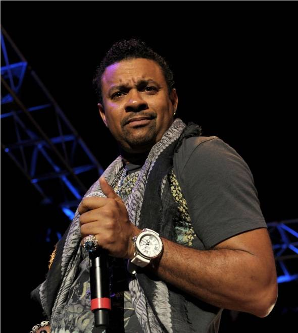 Haute Event: Shaggy Performs at the Palms Pool & Bungalows