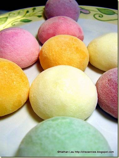 Bubbies Mochi Ice Cream - 1010 University Avenue, Honolulu *808.396.8722