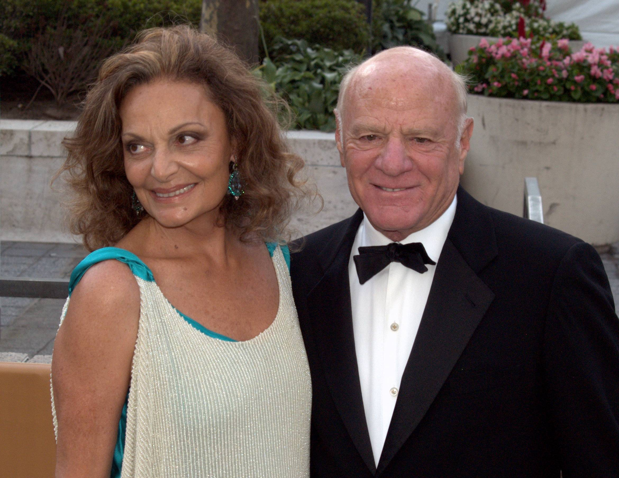 Haute 100 New York Update: Diane von Furstenberg and Barry Diller