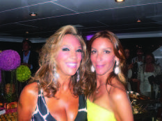Dori and Denise Rich