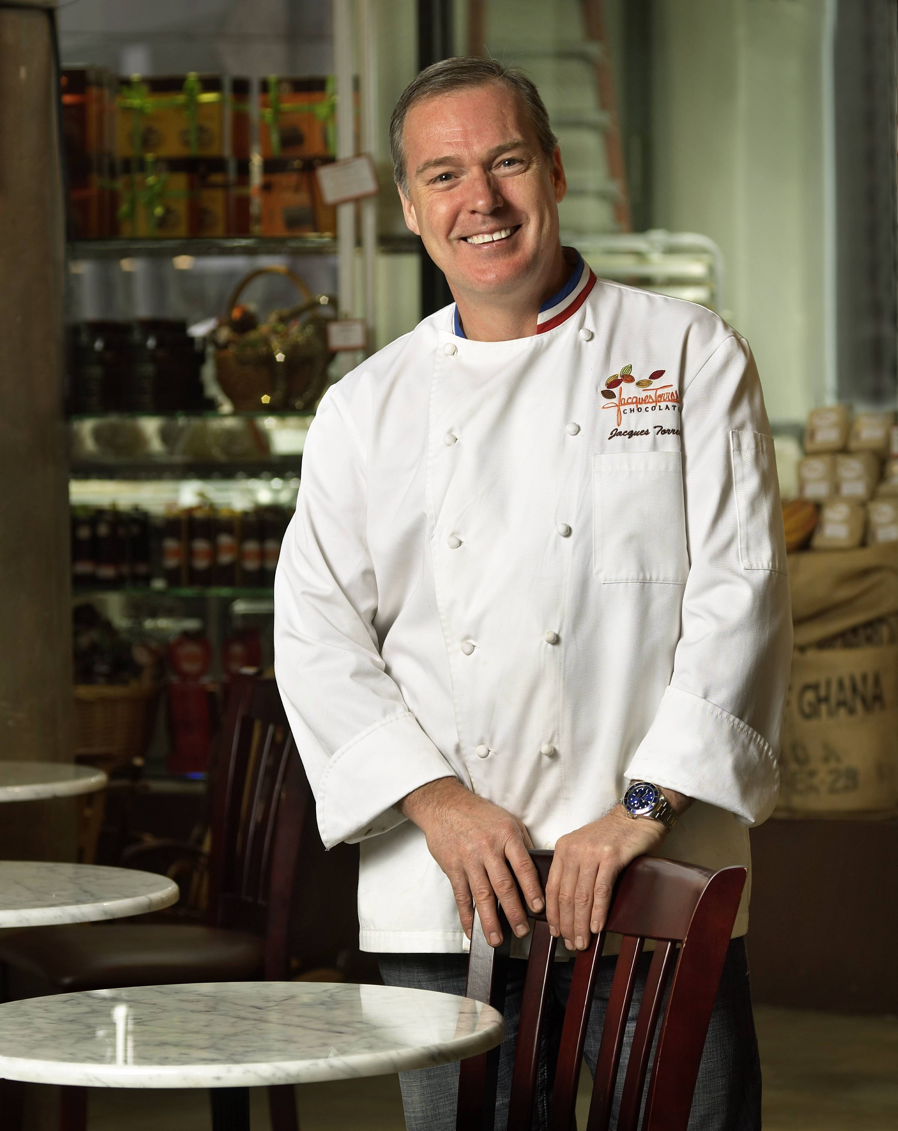 Haute Eating: 10 Questions for Jacques Torres