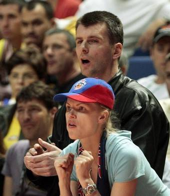 Russian Billionaire Prokhorov to Rename His NBA Team