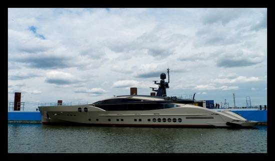Haute Yachts: Largest Palmer Johnson Sportyacht Hits the Water