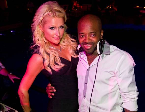 Haute Event: Paris Hilton Launches Tease at Tryst