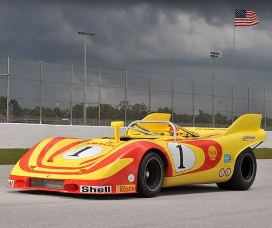 Porsche Racecar Sells for Nearly $4 million in Auction