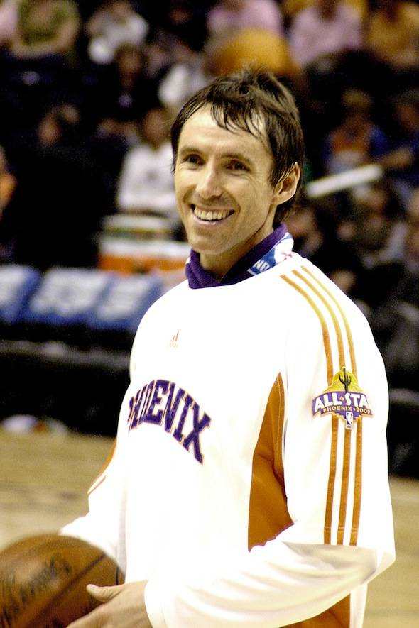 Steve Nash, NBA Superstar and Venture Capitalist?