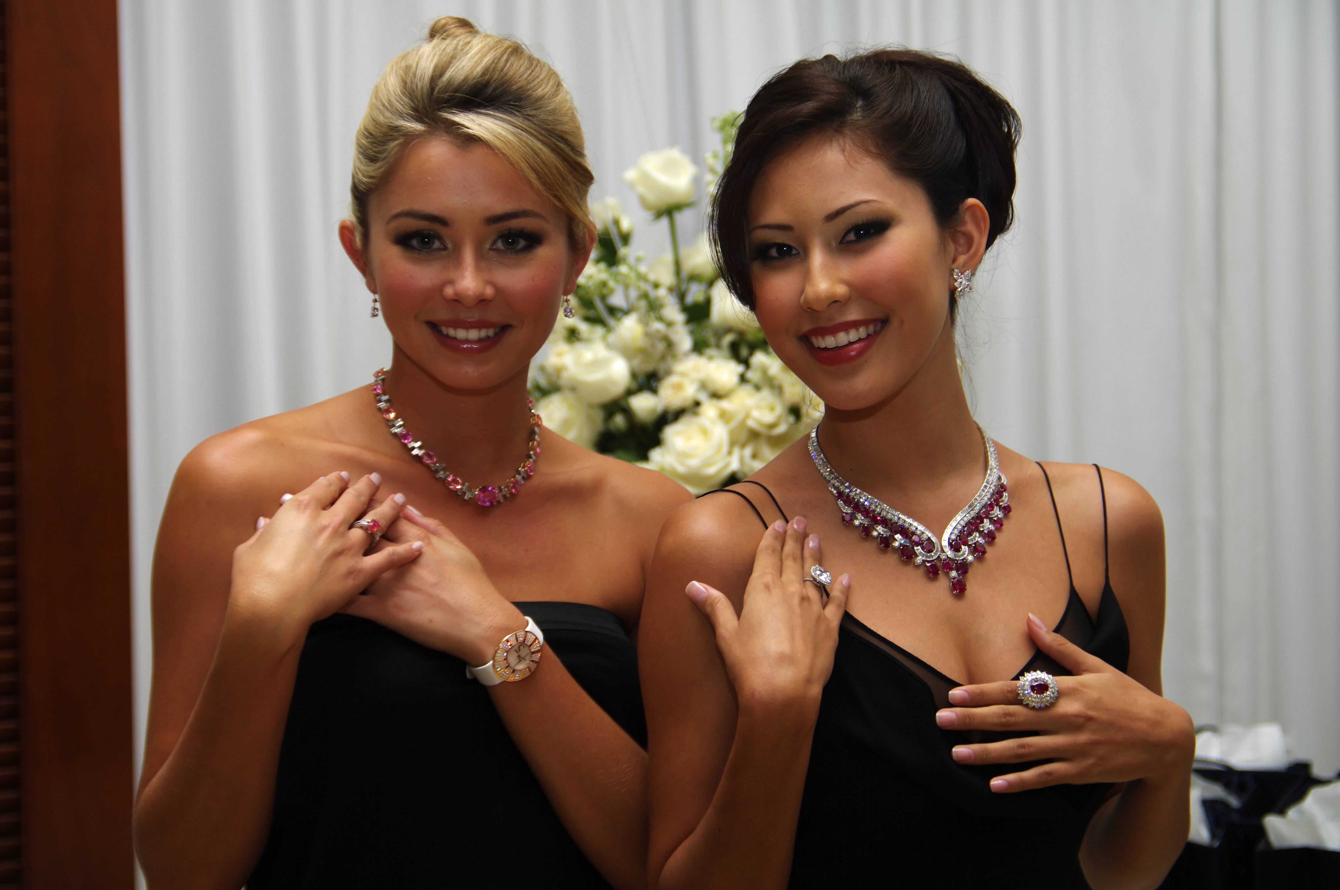 Haute Event: Harry Winston VIP Party