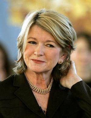 Haute 100 New York Update: Martha Stewart