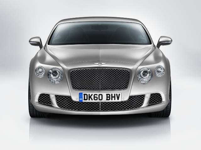 Bentley Motors Announces the New Bentley Continental GT