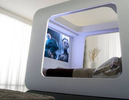 Sleep On It: The Hi-Can Bed from Avant Gallery