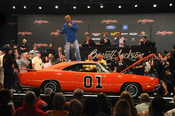 Need for Speed: Barrett-Jackson Brings Its Auto Auction to Vegas This Week