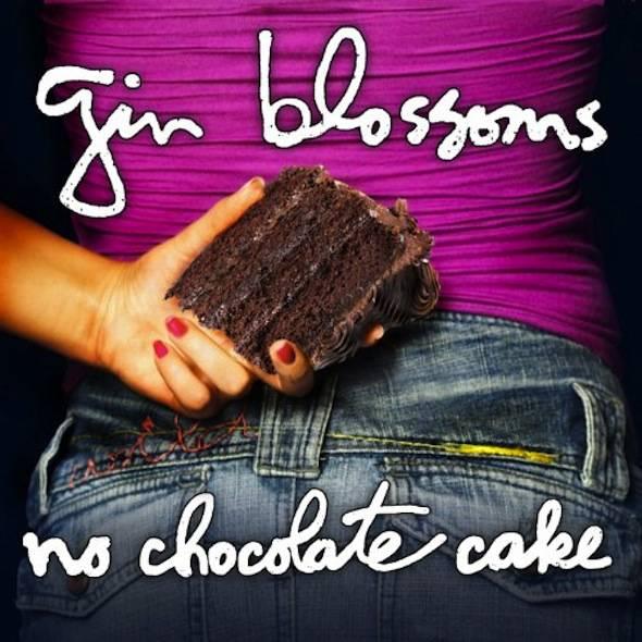 Gin Blossoms No Chocolate Cake Album