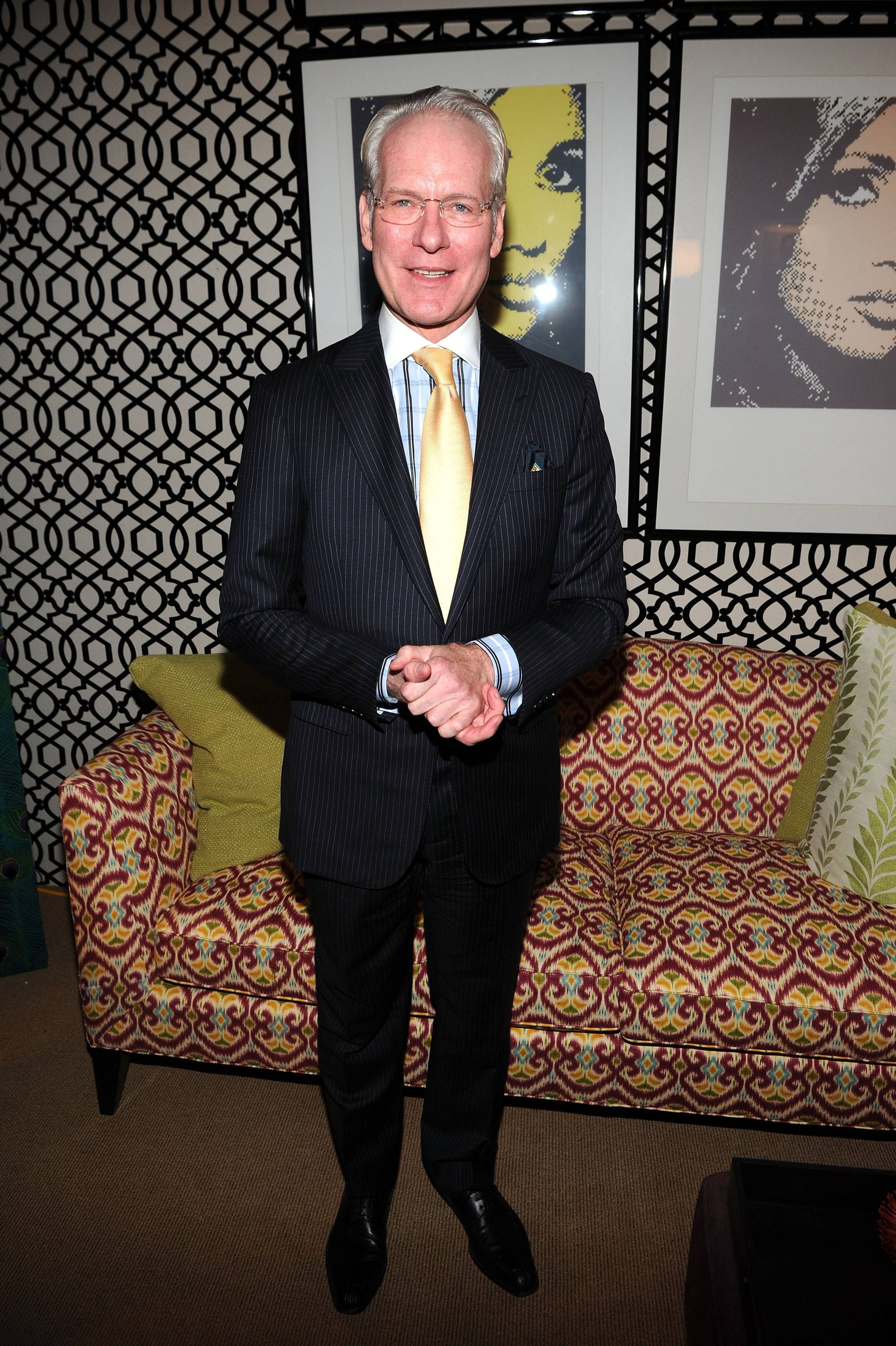 Mercedes-Benz Star Lounge hosts Milla Jovovich, Tim Gunn, Lauren Bush, and more