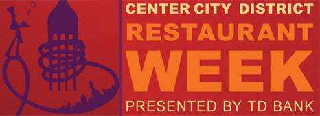 Center City Restaurant Week Kicks Off