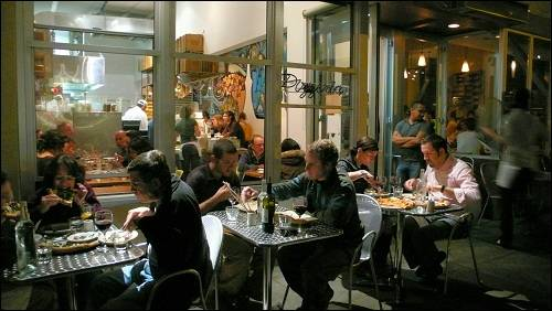 Haute Dining SF: Pizzeria Delfina, The Best Pizza I Ever Ate