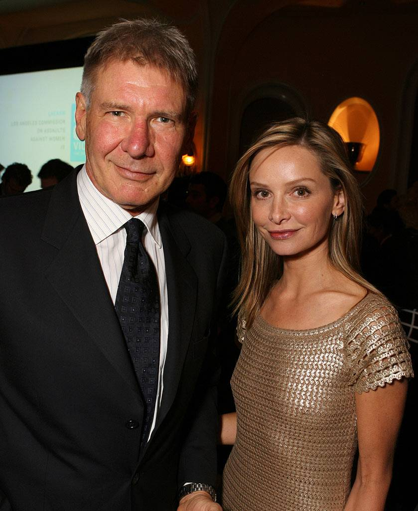 Haute 100 Los Angeles Update: Harrison Ford and Calista Flockhart