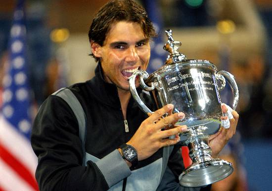 Rafael Nadal is Victorious at US Open in Richard Mille