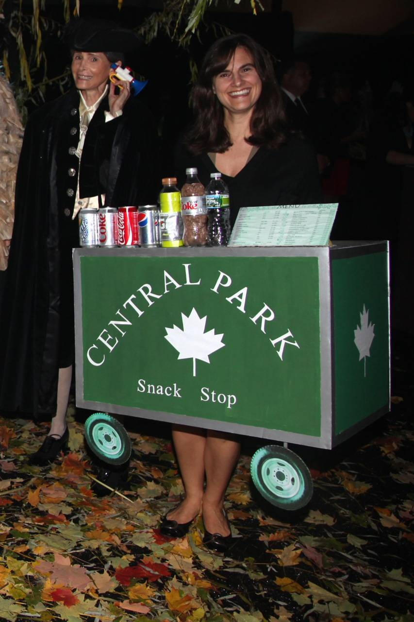 Haute Event: Central Park Conservancy's Green Ball
