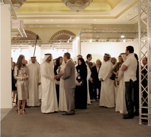 Abu Dhabi Art Returns for its Second Edition