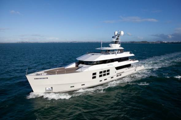 Haute Yachts: Big Fish Makes Big Debut