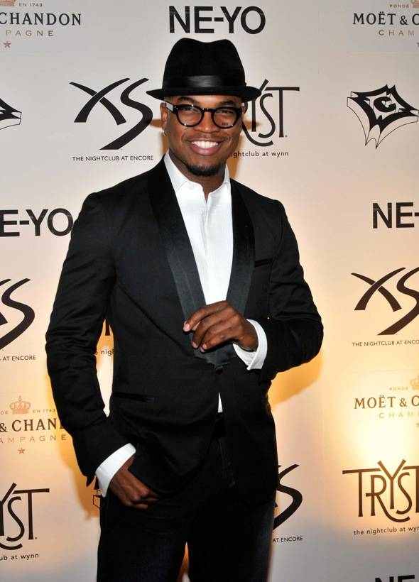Haute Event: Ne-Yo Celebrates His Birthday with Snoop Dogg at Tryst, XS