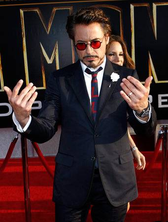Haute 100 Los Angeles Update: Robert Downey Jr.