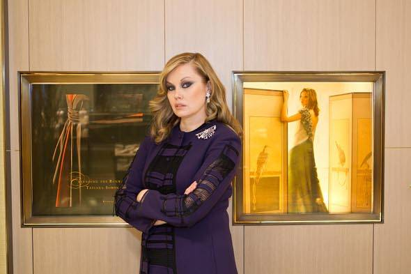 Haute Event: Bvlgari Celebrates Tatiana Sorokko's Fashion Exhibition and Book