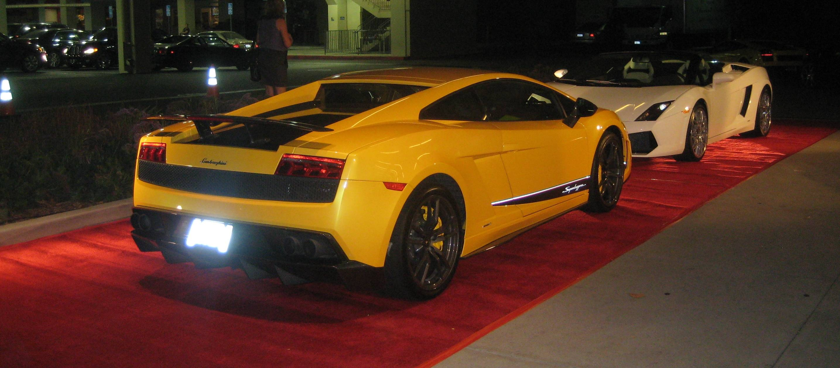 Haute Event: Grand Opening of Lamborghini North Los Angeles