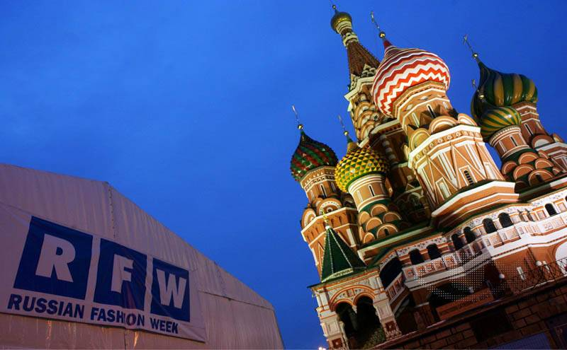 Russian Fashion Week Kicks off in Moscow