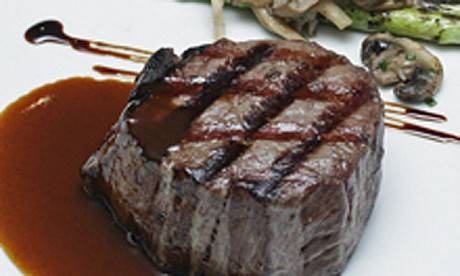 Dubai Steak