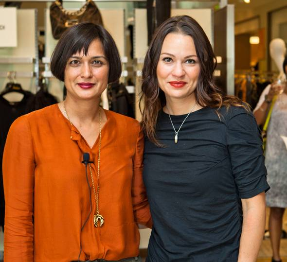 Haute Event: Keylee Sanders and Roopal Patel Host a Fall Fashion Show Luncheon