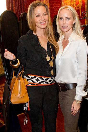 Haute Event: Vanessa Getty Hosts Ralph Lauren Fall 2010 Collection to Benefit Peninsula Humane Society