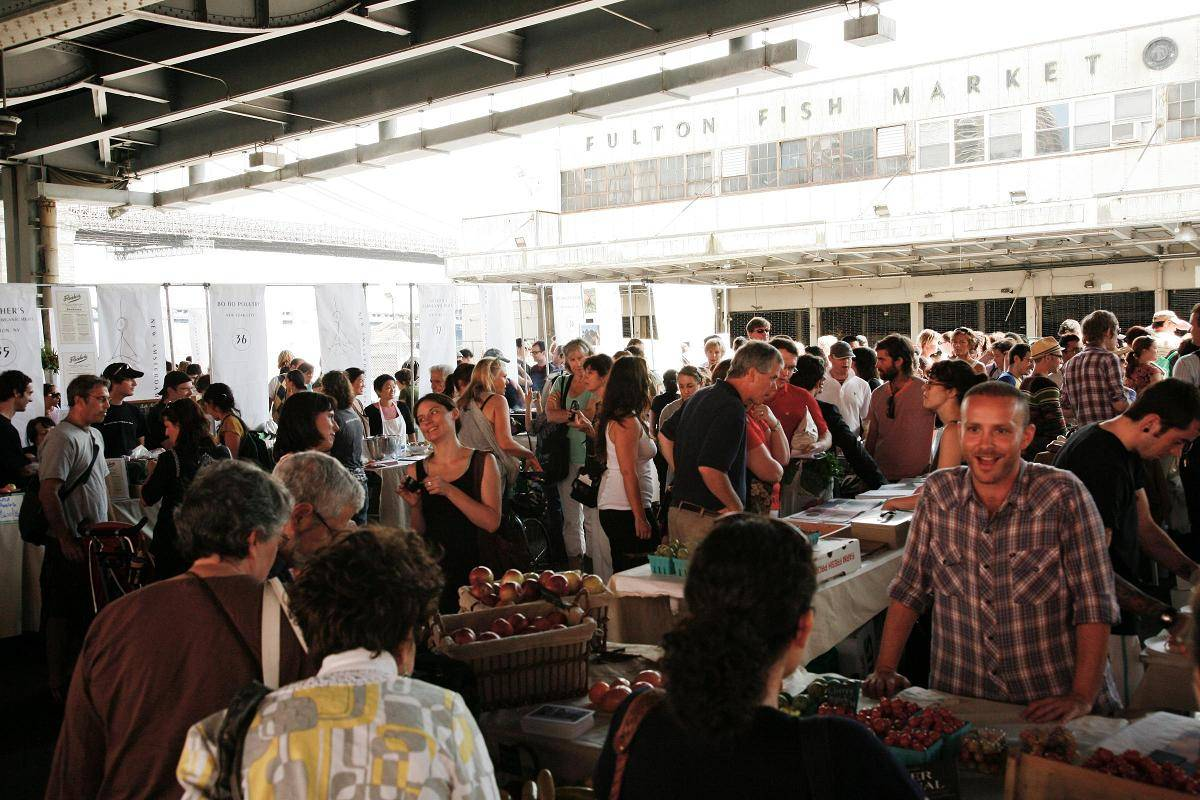 New Amsterdam Market Teams Up with Consulate General of Denmark to Bring Cultural Event to the Seaport