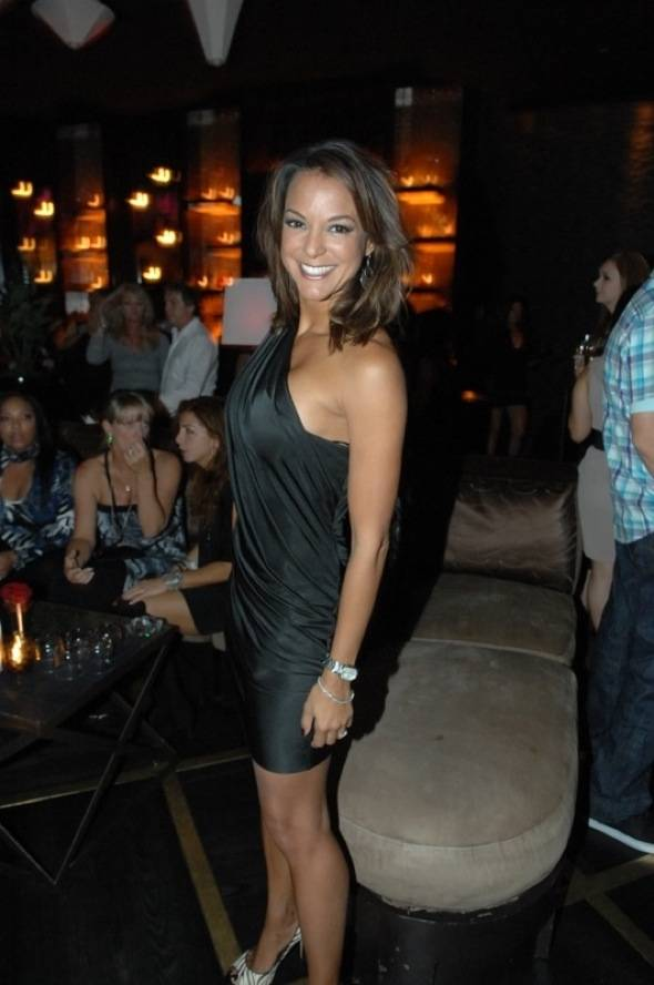 Haute Event: Tony Hawk, Shaun White and Eva LaRue at Blush and Surrender