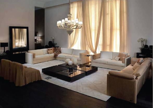 Haute events home of the avenues featuring fendi casa and for Fendi casa bedroom