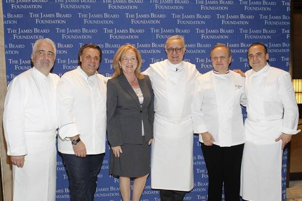 Haute Event: The James Beard Foundation Annual Gala Dinner at the Four Seasons