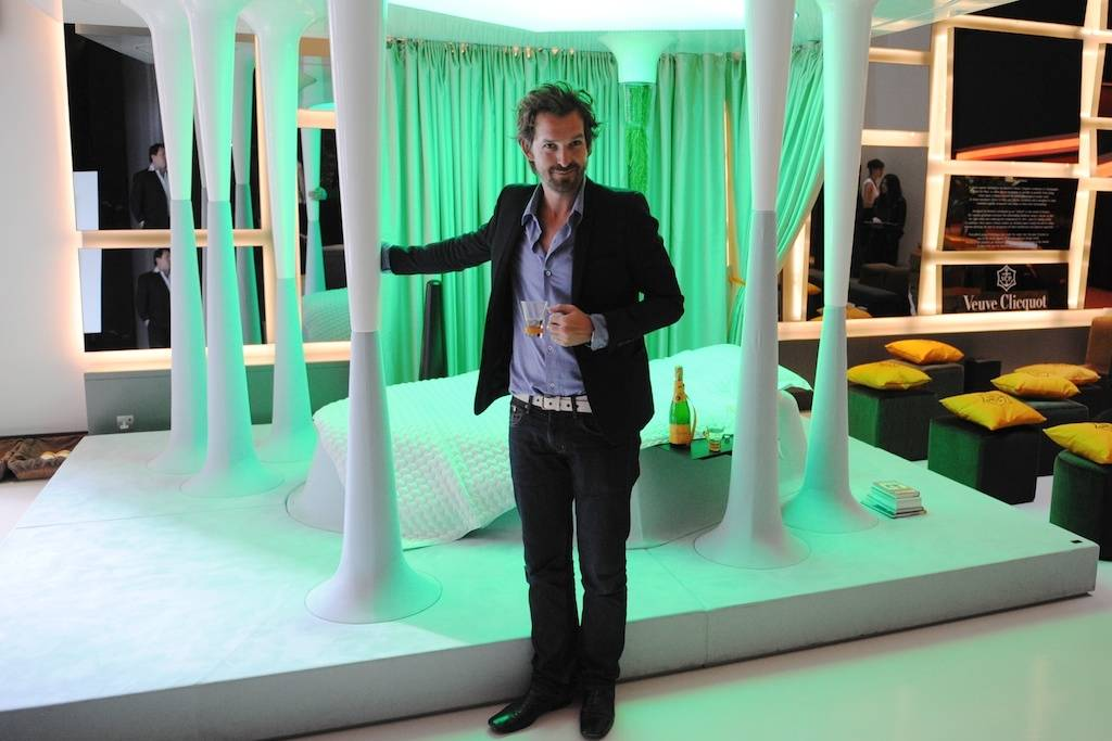 Haute Event: Veuve Clicquot Champagne Hosts Design Miami Kickoff Party