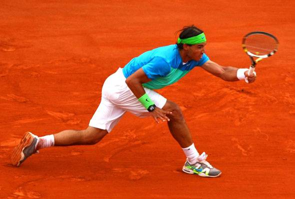 Lucky Number 027: Rafael Nadal's Lucky Charm is His Richard Mille